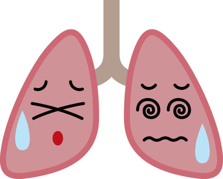 呼吸器の疲労